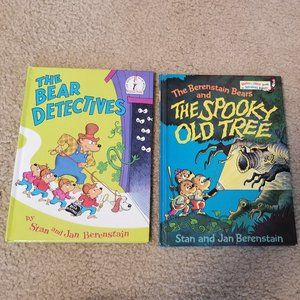 Berenstain Bears Books - Free if added to bundle!